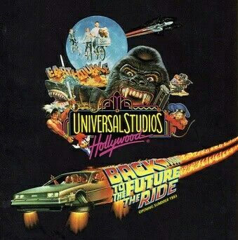 Back To The Future: The Ride | Back to the Future The Ride ...