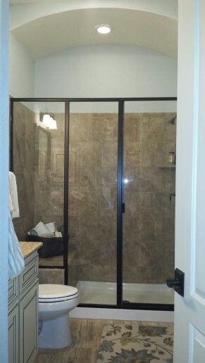stand up shower with seat like builder deco and design by lennar homes san antonio buy. Black Bedroom Furniture Sets. Home Design Ideas