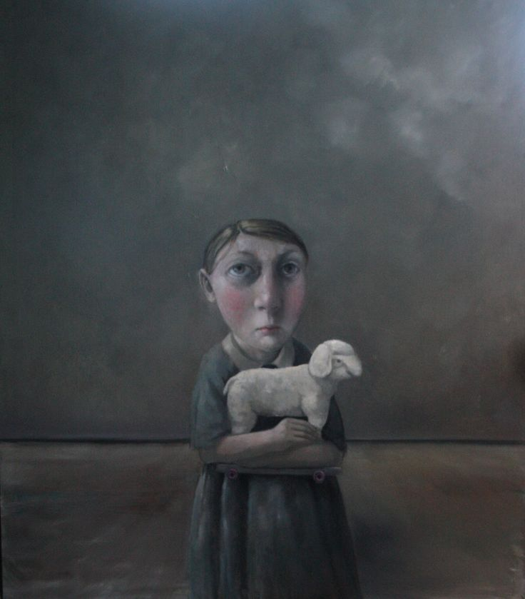 Mary Had a Little Lamb by Bobbie Russon