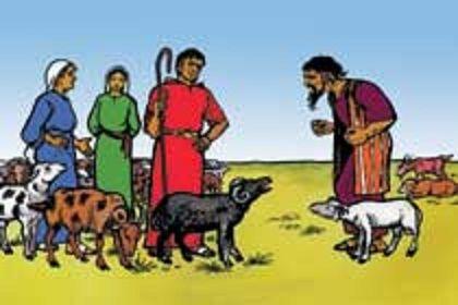 Bijbelverhalen in beeld - 10 - Mannen naar God's hart