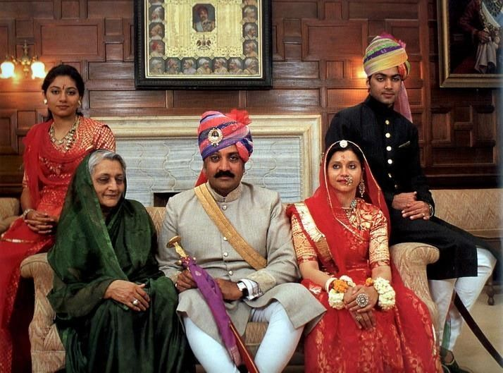 the royal family of jodhpur hh maharaja gaj singhji of