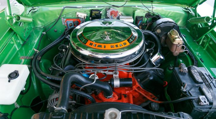 original 1969 dodge charger rt numbers matching 426 hemi