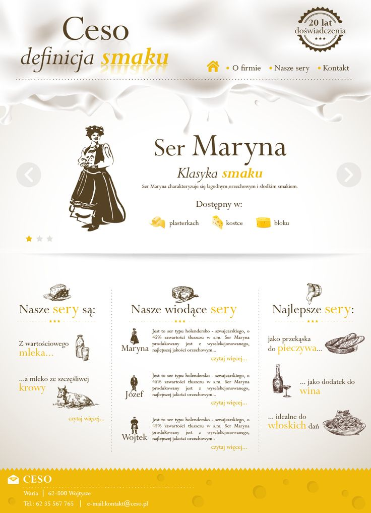 Website for Ceso | Design: www.pinkelephant.pl /web design /layout /portfolio /web /design /logo