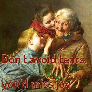 Gabrielle Dubois N'essayez pas d'éviter les larmes, vous manqueriez les joies. Roman.