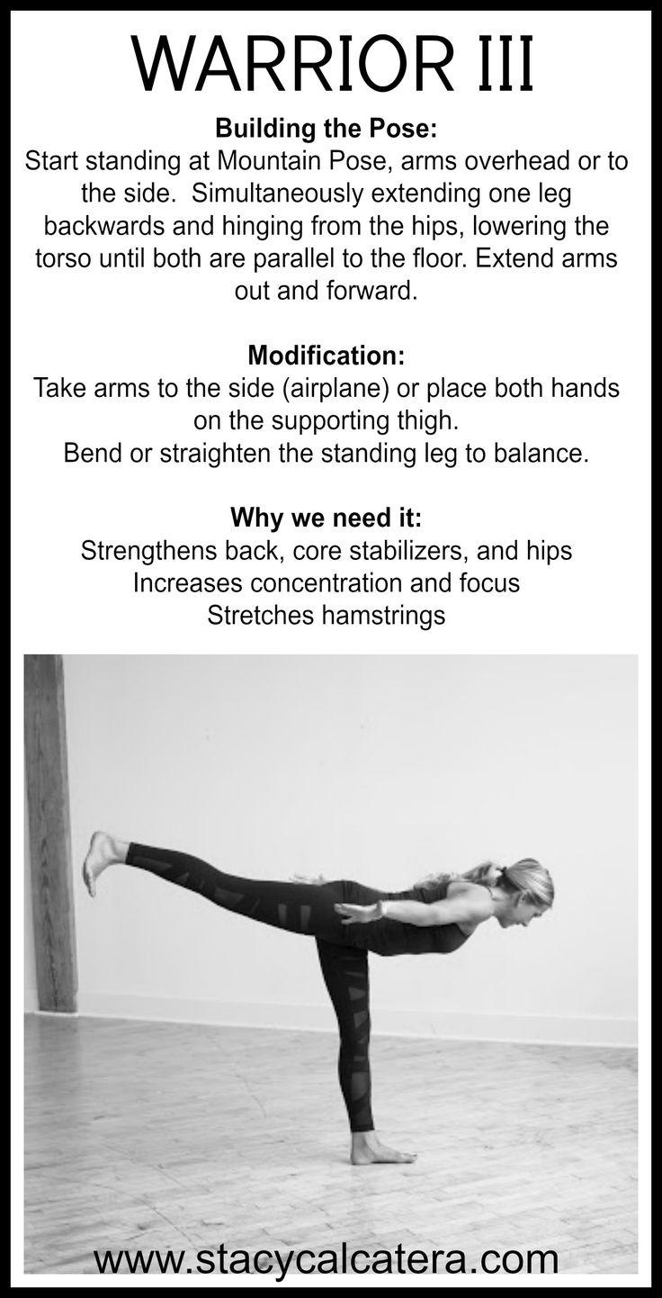 #stacycalcatera #yoga #warrior3 #airplane