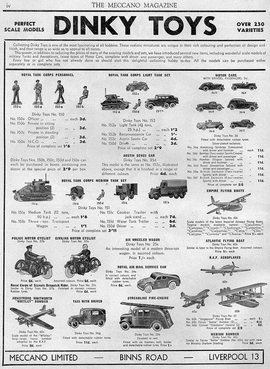 Talk Model Toys: 60r 1937-1940 Empire Flying Boat