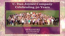 C Dan Joyner Company 50th anniversary party