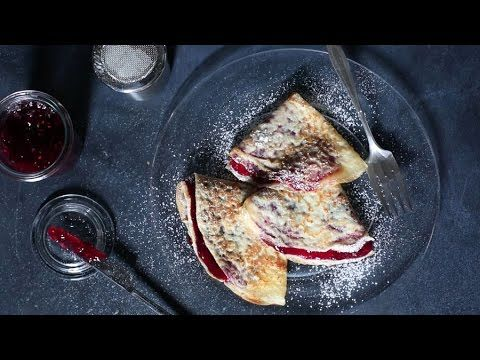 The Trick to Making Crepes - Kitchen Conundrums with Thomas Joseph - YouTube