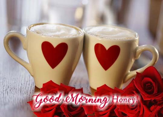 Make this #Roseday morning special for the sunshine of your life with a warm thought along with her #coffee using this #goodmorning wish #ecard.