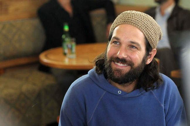 Paul Rudd in Our Idiot Brother. I would MARRY his character. Best Paul Rudd character!!