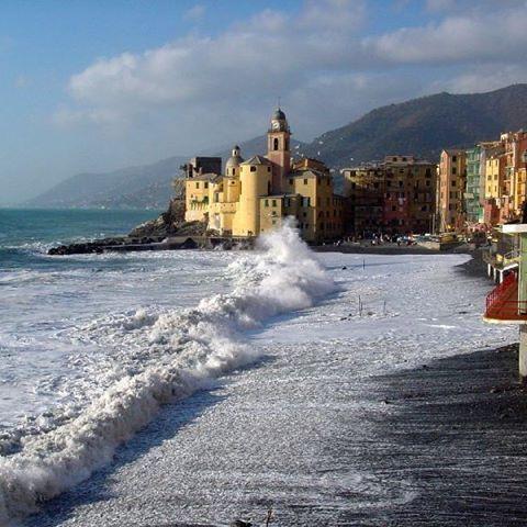 Camogli, Italy www.sognoitaliano.it