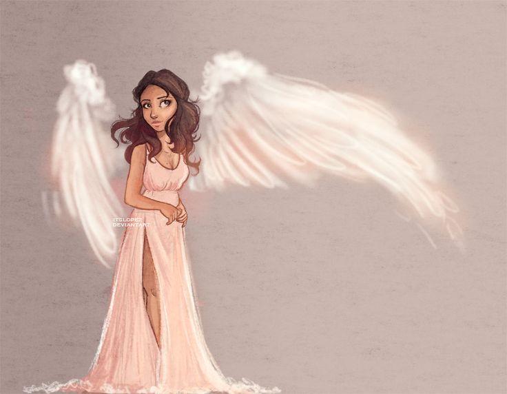 Modern Fairytale by itslopez on deviantART . Character Illustration Inspiration