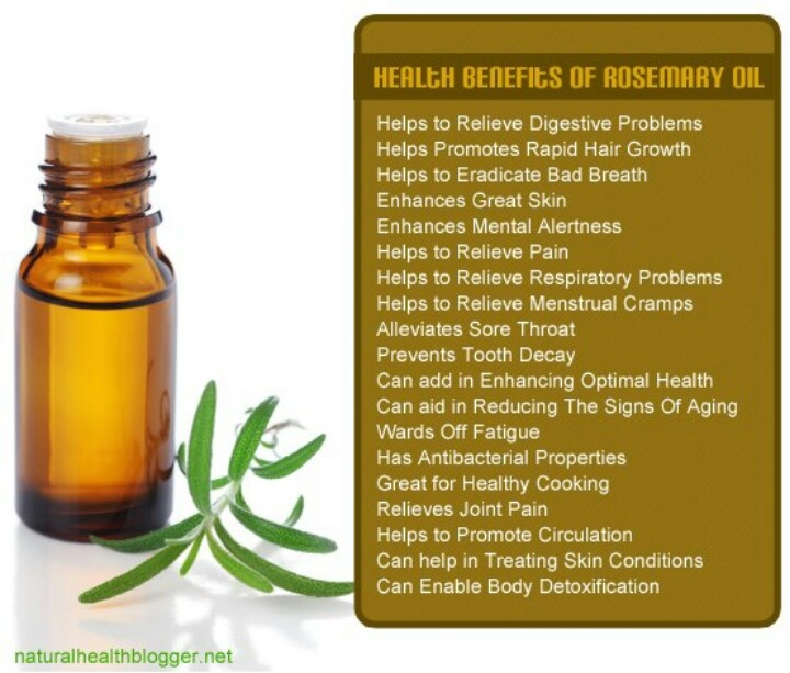 how to prepare rosemary oil