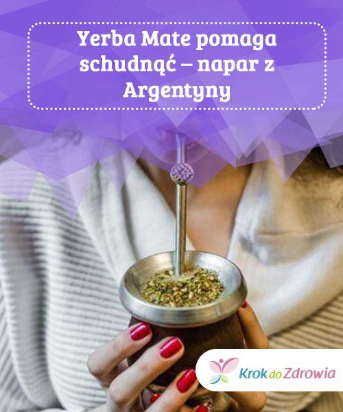 #Yerba Mate pomaga schudnąć – napar z #Argentyny  Yerba Mate jest #popularnym napojem w Argentynie, Urugwaju, Paragwaju i niektórych obszarach Brazylii i wciąż zyskuje nowych zwolenników w #kolejnych krajach. Jeśli będziecie spożywali Yerba Mate bez dodatku cukru i ewentualnych deserów, pomoże w #utracie wagi.