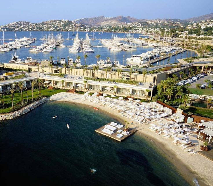 Turkey's new superyacht marina, Palmarina Bodrum - New Marinas - SuperyachtTimes.com