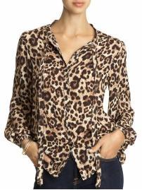 because everyone needs a leopard print top...