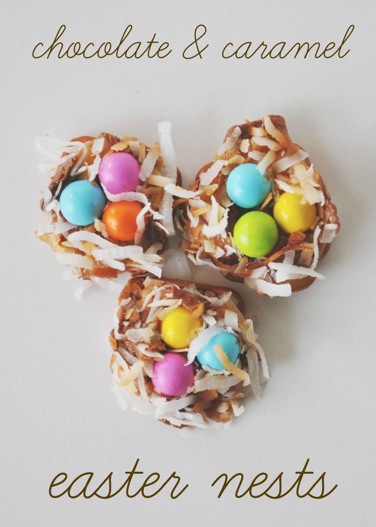 257 best easter images on pinterest easter party easter food easter treats easter eggs dessert recipes desserts dessert party chocolate caramels food gifts negle Choice Image