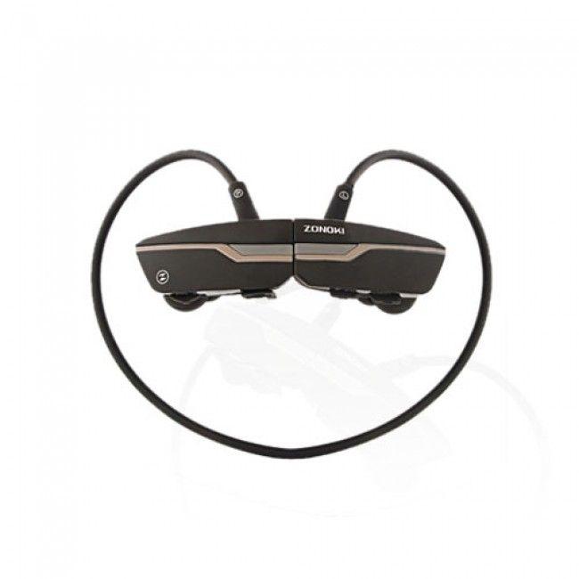 Zonoki (Musta) Langattomat Bluetooth Kuulokkeet - Ilmainen Toimitus!
