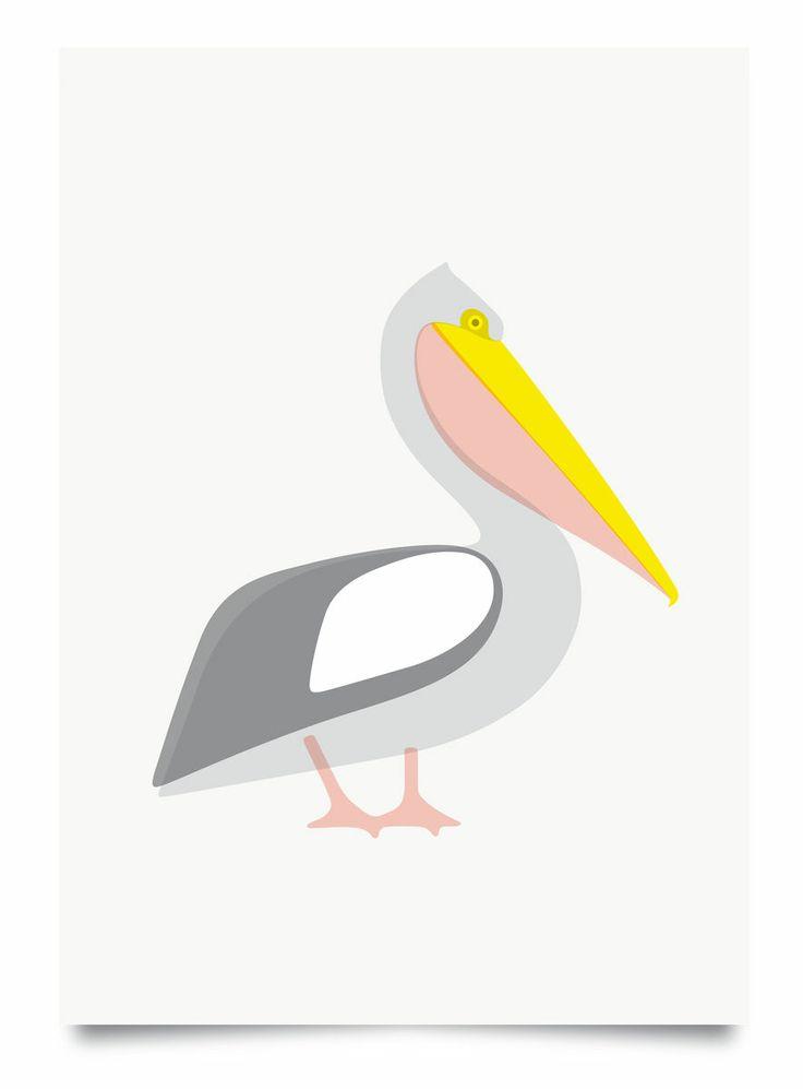 Pelican by Paul Farell