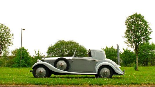 1926 Rolls-Royce Phantom I Sedanca by Knibbs & Parkyn - Silverstone Auctions