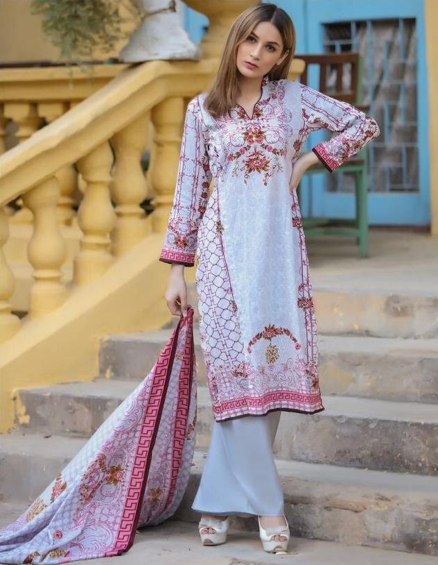 a9fdce1c4e Karachi Cotton Noor Vol-8 Dress Material (10 pc catalog)   Pakistani ...