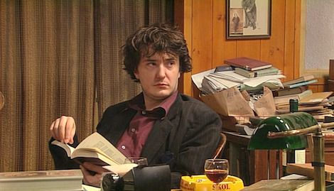 How to Be a Customer in a Book Shop, According to Bernard Black