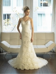 Moonlight Couture Wedding Dresses - Style H1199