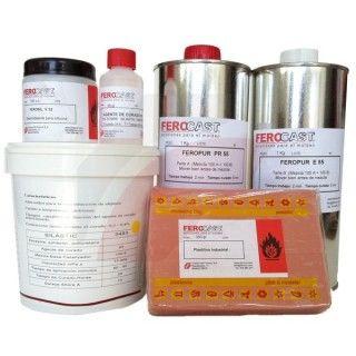 Kit de moldeo para resinas