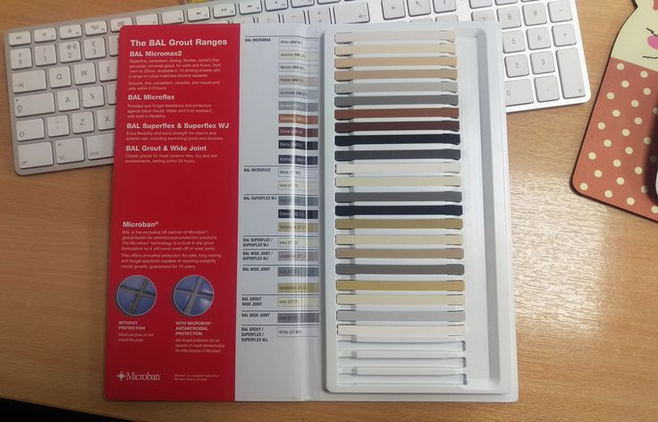 New Bal Grout Selectors Have Arrived In The Office Today