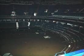 calgary flooding 2013 - inside the saddledome