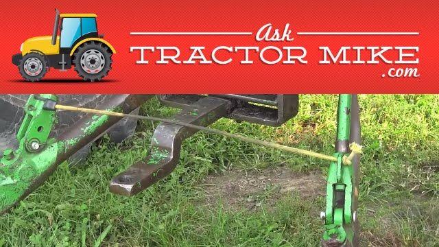 Tractor Adjustable Stabilizer Arm : Best jd quick coupler ideas on pinterest tractor