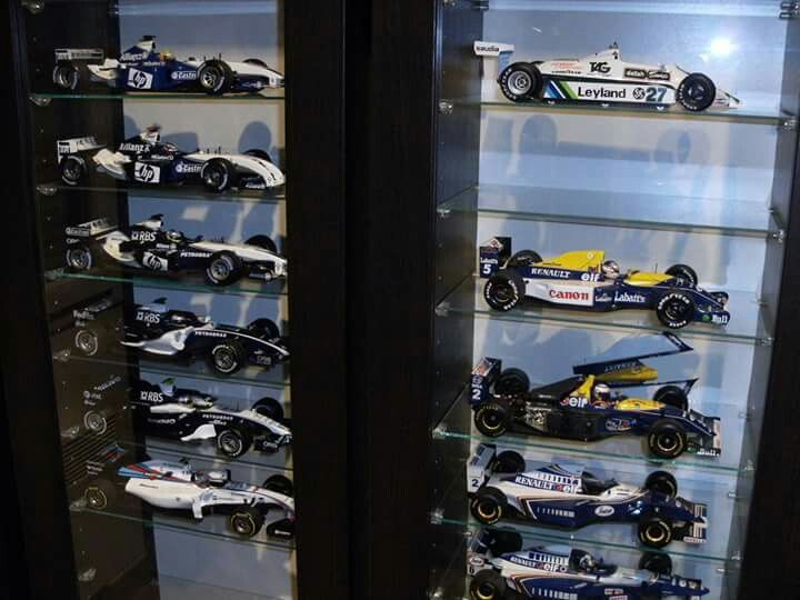 williams 1 18 collection f1 scale models in 2019 pinterest. Black Bedroom Furniture Sets. Home Design Ideas