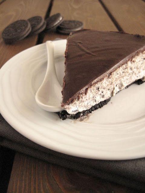 Cheesecake με Mπισκότα Oreo