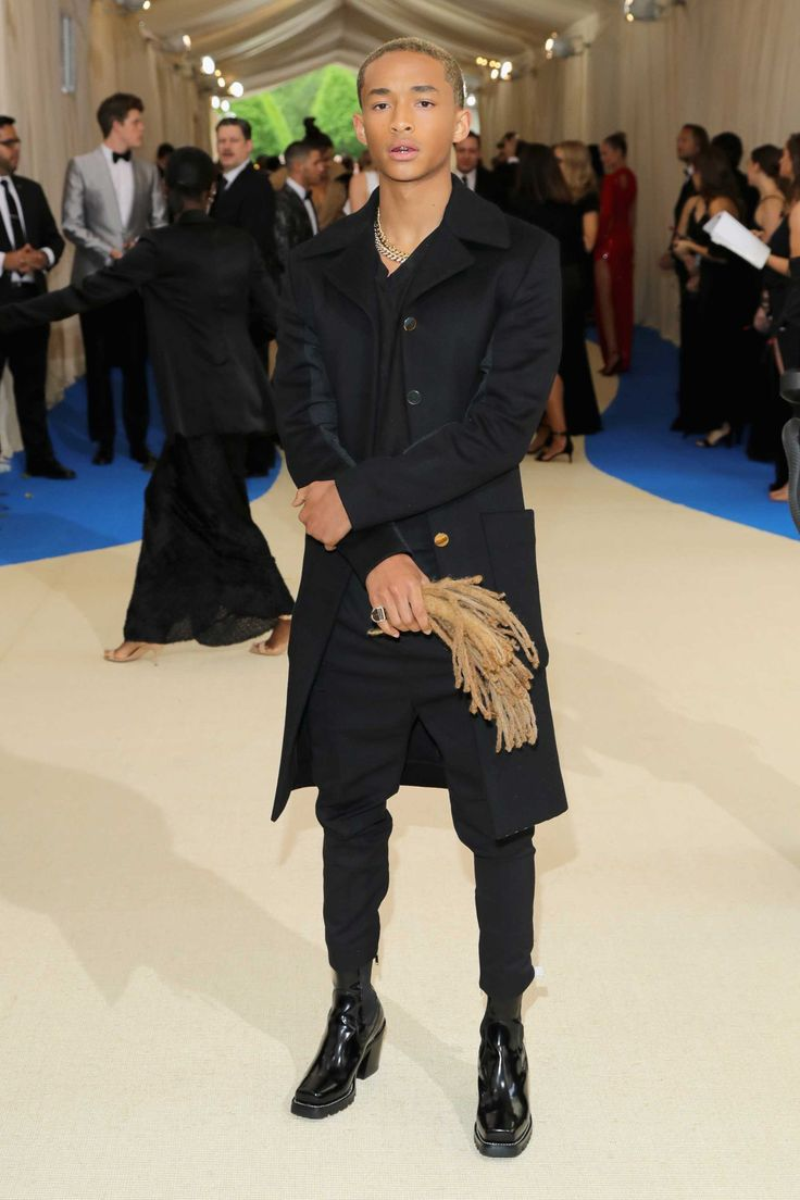 Jaden Smith in Louis Vuitton #MetGala 2017