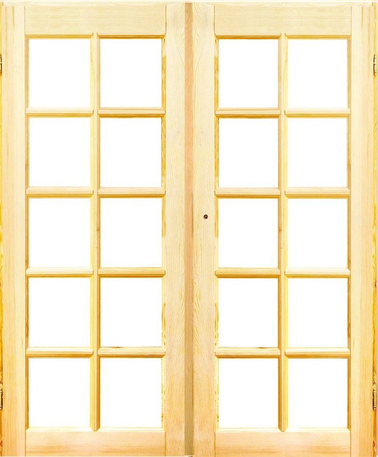 Colorado K5ds surowe drzwi dwuskrzydłowe