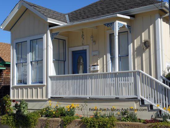 Small Porch Designs Can Have Massive Appeal Porch