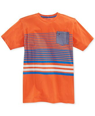 Tommy Hilfiger Boys' Gilmore Tee