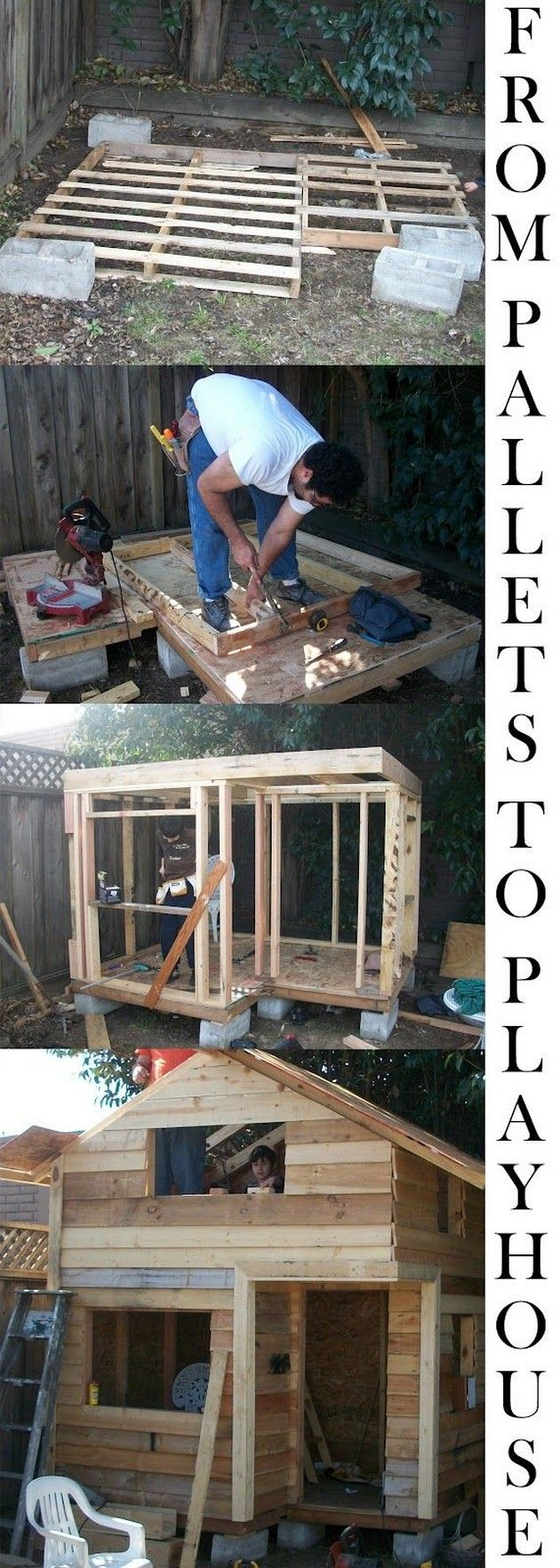 Amazing uses for Old Pallets (23 Pics)Vitamin-Ha | Vitamin-Ha