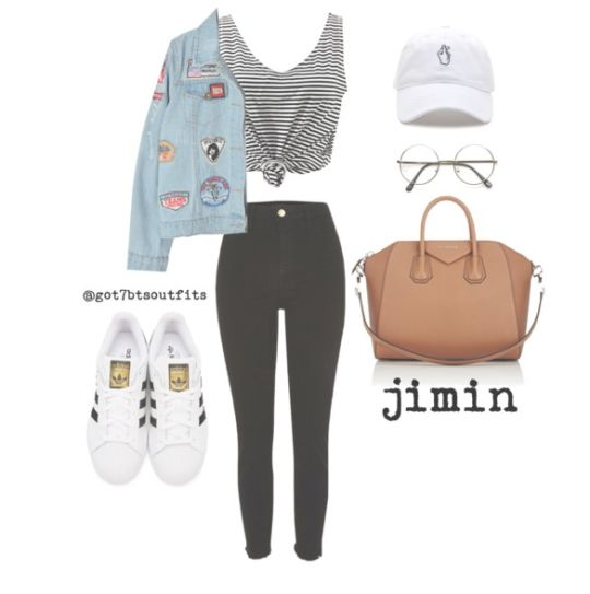 Jimin Inspired Outfit | Clothing | Fashion, Fashion ...