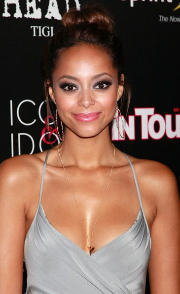"""Adrianna Costa in In Touch Weekly Annual """"Icons & Idols"""" Celebration - Arrivals. Amber Stevens WestBeautiful ..."""