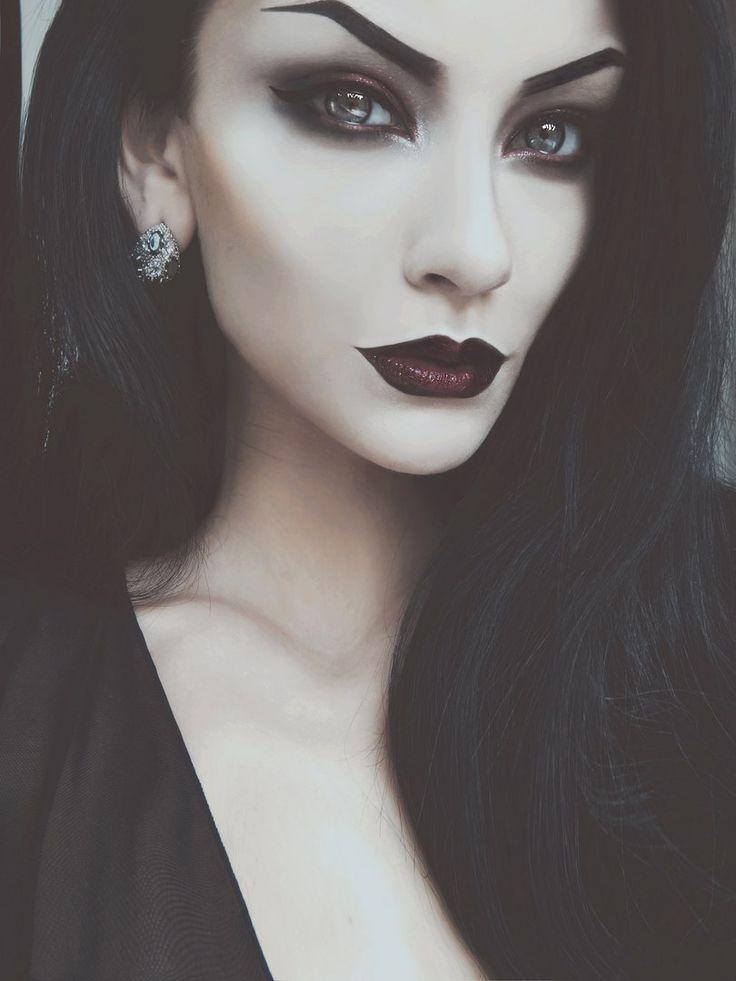 wallpaper dark makeup - photo #37