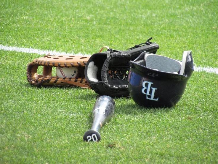 Tampa Bay Rays Equipment