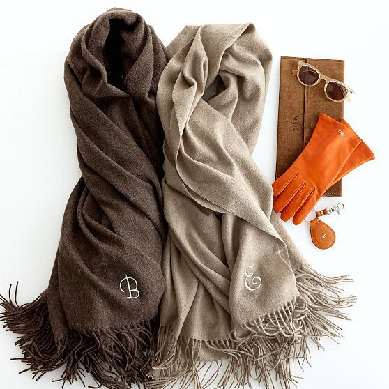 Exquisite Cashmere Wrap | Mark and Graham ($299) | Splurge-Worthy Gifts | THE MINDFUL SHOPPER
