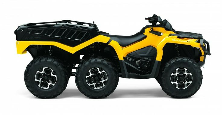 Can-Am Outlander 6x6