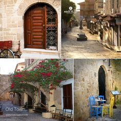 A taste of the Old Town of Rhodes.... Be sure that there is a lot more to discover when you arrive in our beautiful island!! Have a nice week!! www.rodos-palace.com