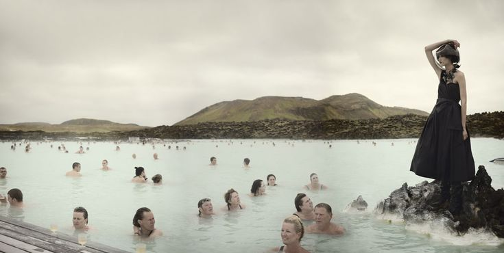 Blue Lagoon.: Eugenio Recuenco :.