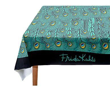 Mantel de microfibra Peacock - 200x140 cm