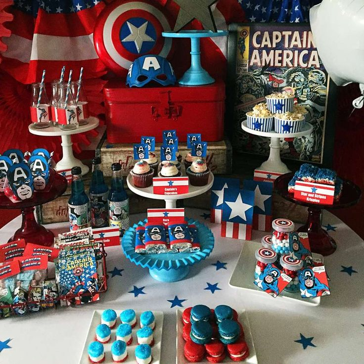 Nail Art Games For Girls Top Star Manicure Salon By Milos: 25+ Best Captain America Nails Trending Ideas On Pinterest