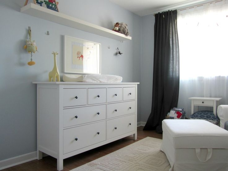 HEMNES 8-drawer dresser at Ikea for $299