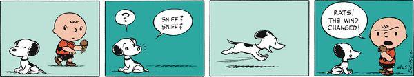 Peanuts Begins Comic Strip, September 28, 2015     on GoComics.com
